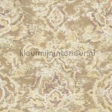 Perzische verweerde ornamenten wallcovering Eijffinger Sundari 375111