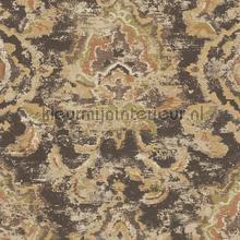 Perzische verweerde ornamenten wallcovering Eijffinger Sundari 375114