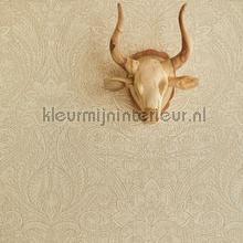 Groots paisley motief tapet Eijffinger interiors