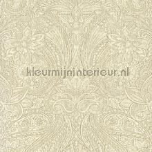 Groots paisley motief wallcovering Eijffinger Sundari 375120