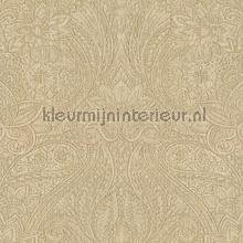 Groots paisley motief wallcovering Eijffinger Sundari 375121