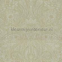 Groots paisley motief wallcovering Eijffinger Sundari 375122