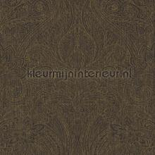 Groots paisley motief wallcovering Eijffinger Sundari 375126