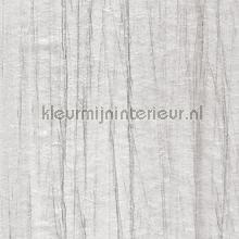 Cobalt geplissseerd metallic behang Arte behang