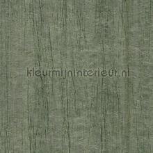 Cobalt geplissseerd metallic wallcovering Arte wallpaper by meter