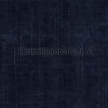 Tartan dark marine blue tapeten DWC veloute