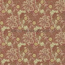 morris seaweed red gold tapeten Morris and Co The Craftsman Wallpapers 216469