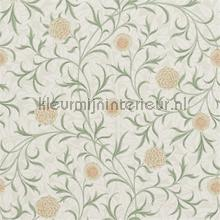 scroll thyme pear tapeten Morris and Co The Craftsman Wallpapers 216473
