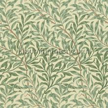willow boughs green tapeten Morris and Co The Craftsman Wallpapers 216480