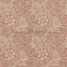 marigold brick manilla tapeten Morris and Co The Craftsman Wallpapers 216482