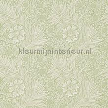 marigold artichoke tapeten Morris and Co The Craftsman Wallpapers 216483