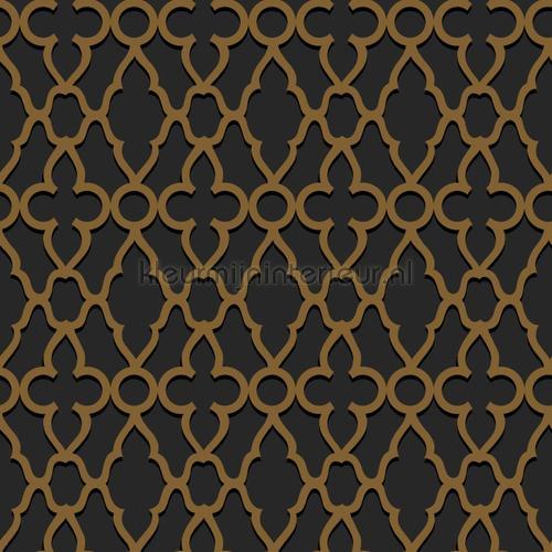 Treillage tapet 116-6025 romantisk moderne Cole and Son