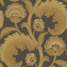 Fanfare Flock wallcovering Cole and Son all images