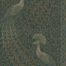 Pavo Parade papier peint Cole and Son The Pearwood Collection 116-8031