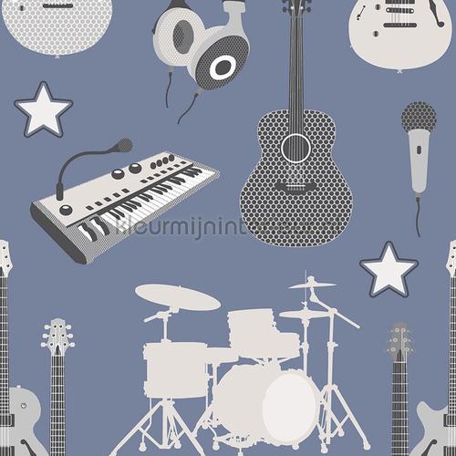 Muziekinstrumenten tapet 27141 Thomas Behang Expresse