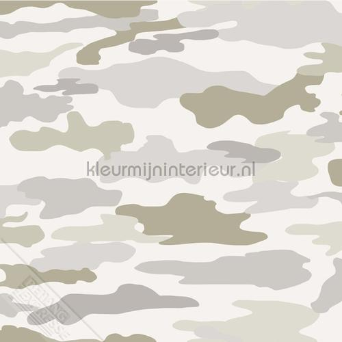 Camouflage tapet 27151 Thomas Behang Expresse