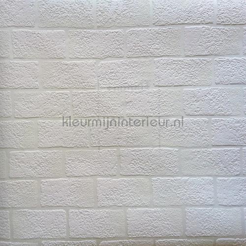 Overschilderbaar behang baksteen tapet 79001 Thomas Behang Expresse
