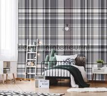 Plaid met ruiten carta da parati Behang Expresse Thomas ink7093