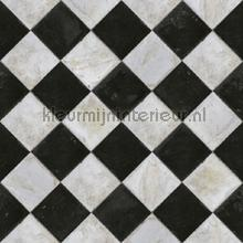 Marble chess behang Coordonne Modern Abstract