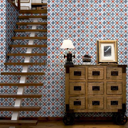 kaleido tapet 3000017 Tiles Coordonne
