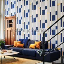 opulent tapet Hookedonwalls Tinted Tiles 29004
