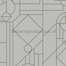 lush tapet Hookedonwalls Tinted Tiles 29010