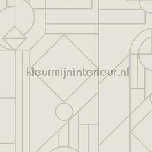 lush tapet Hookedonwalls Tinted Tiles 29013
