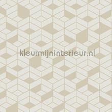 flake tapet Hookedonwalls Tinted Tiles 29020