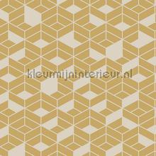 flake tapet Hookedonwalls Tinted Tiles 29021