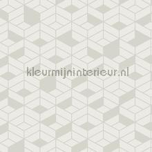 flake tapet Hookedonwalls Tinted Tiles 29023