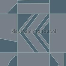 groove tapet Hookedonwalls Tinted Tiles 29040