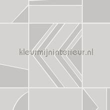groove tapet Hookedonwalls Tinted Tiles 29042