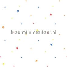 Sterren in diverse kleuren papel pintado Noordwand oferta