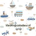 Vliegen varen en rijden kinderkamer inspiratie