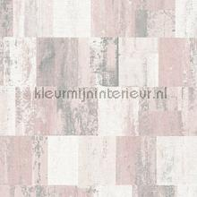 Worn rectangles wallcovering AS Creation Titanium 2 360021