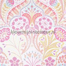 Motif des fleurs pastel behang Eijffinger Tout Petit 354001