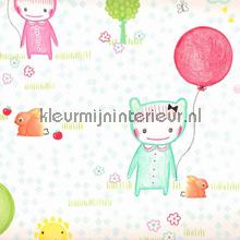 Ballon behang Eijffinger Tout Petit 354010