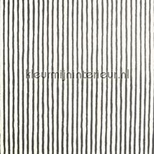 Lignes gris noir behang Eijffinger Tout Petit 354052