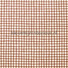 Carreaux brun behang Eijffinger Tout Petit 354061