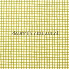 Carreaux jaune behang Eijffinger Tout Petit 354062