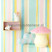Lignes pastel behang Eijffinger Baby Peuter