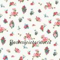 Romantic flower white styles