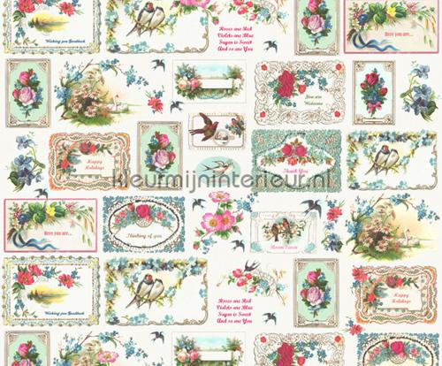 Romantic papier murales 2200122 PiP studio wallpaper Room Seven