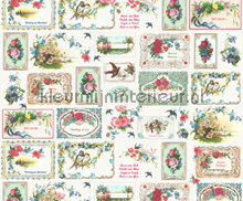 Romantic fotomurales Room Seven PiP studio wallpaper