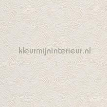 Opengewerkt Ventiaans kant offwhite behang Eijffinger barok