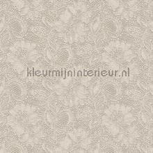 Opengewerkt Ventiaans kant behang Eijffinger barok
