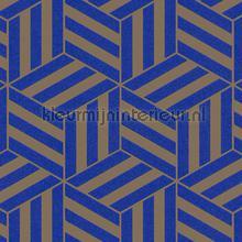 Grafisch gestileerde kubussen behang Arte Ulf Moritz Geometric 16400