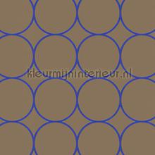 Contour cirkels papel de parede Arte Ulf Moritz Geometric 16402