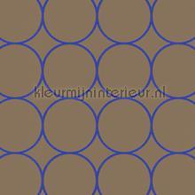 Contour cirkels papel pintado Arte Ulf Moritz Geometric 16402