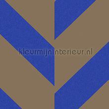 Versprongen diagonale zigzag papel pintado Arte Ulf Moritz Geometric 16404